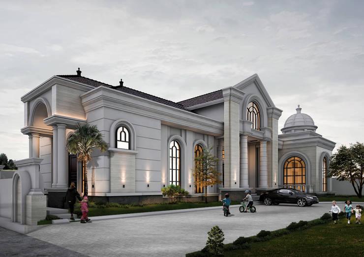 S/N Classic House:   by Hafiz Nazmi Archistudio