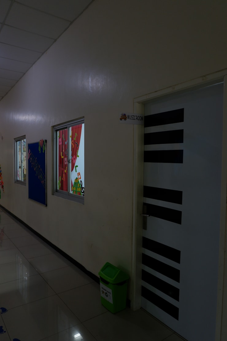 Music Classroom – BSD :  Sekolah by Tatami design