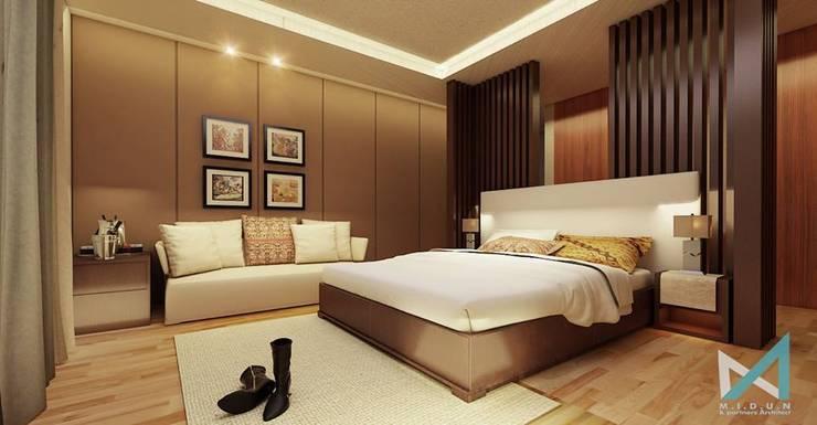 baliku hotel:  Bedroom by midun and partners architect