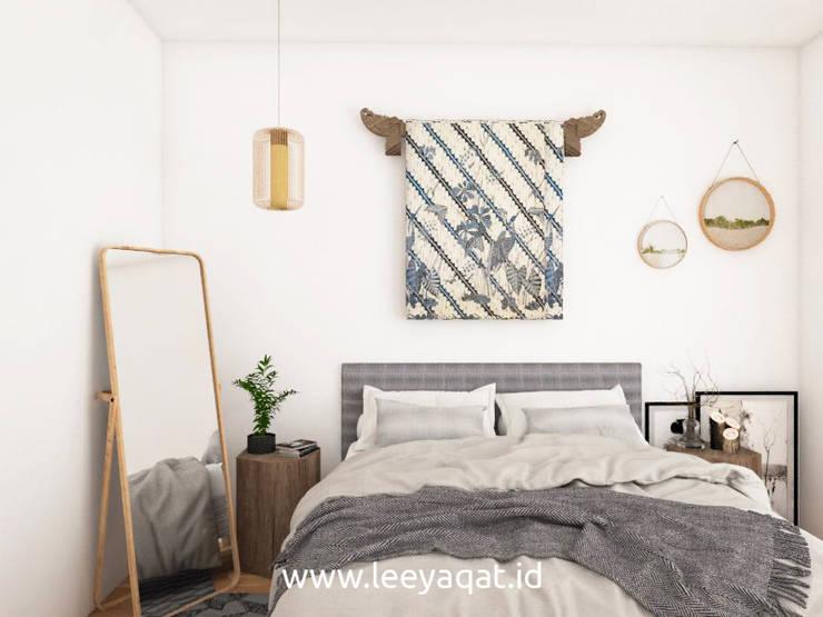 Dormitorios rústicos de PT. Leeyaqat Karya Pratama Rústico