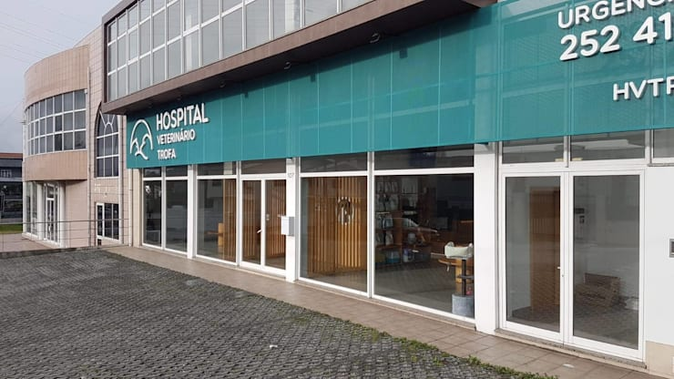MIA arquitetos:  tarz Hastaneler