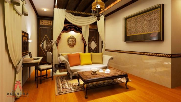 Interior Hotel Manohara:  Hotels by CV. ARCHIRA