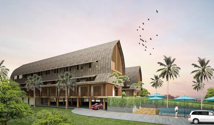 REHO MALOM WET TELU:  Hotels by midun and partners architect