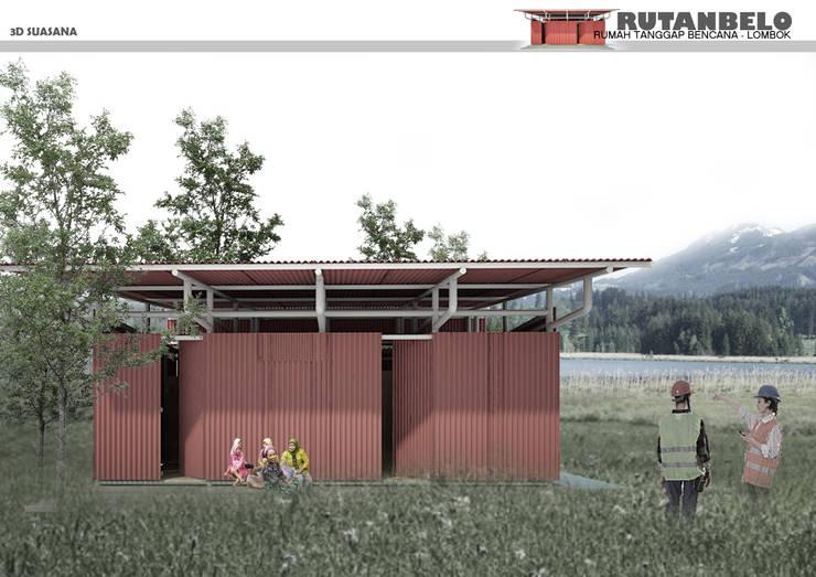 RUTANBELO:  Rumah by midun and partners architect