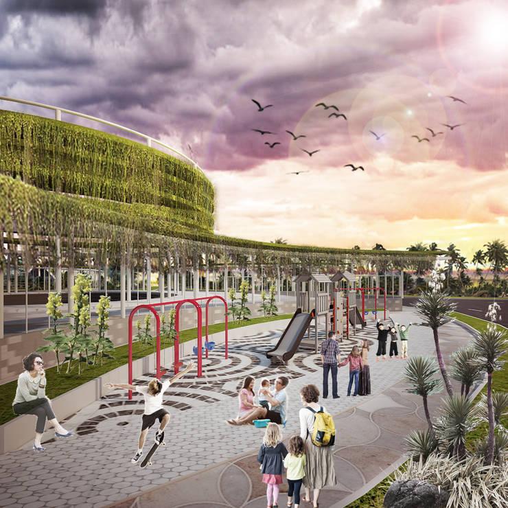 PUSARAN SARAN:  Venue by midun and partners architect