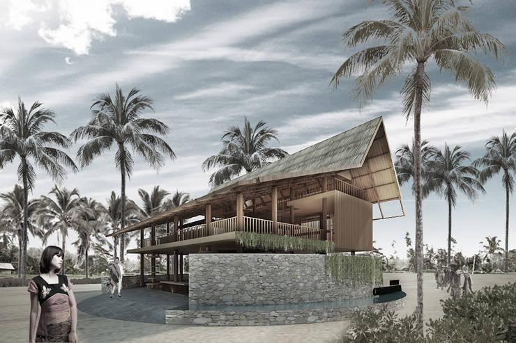TALEBATUNG:  Pusat Perbelanjaan by midun and partners architect