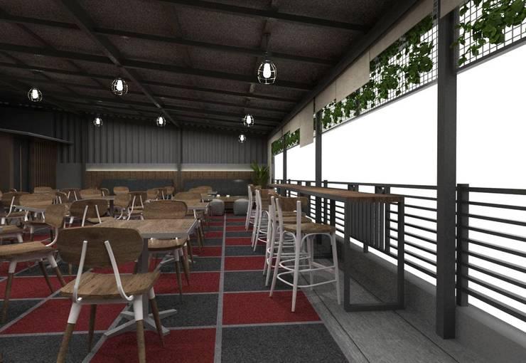 Cafe Cimiba Bandung:  Restoran by Maxx Details