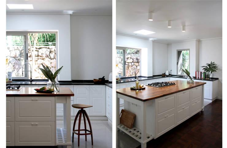 Westliffe, JHB:  Kitchen by Metaphor Design