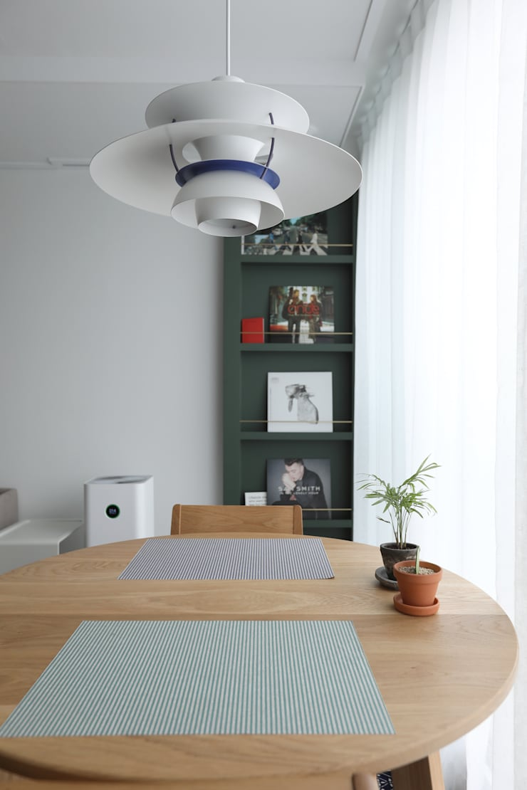 Living room by 카멜레온디자인, Modern
