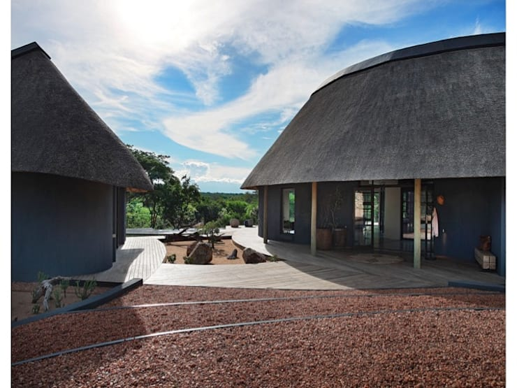 Tshemba Lodge:  Hotels by Metaphor Design