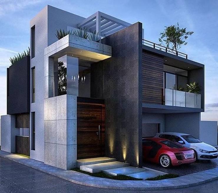 Diseños de Imagen: Cabañas de estilo  por Company Yei
