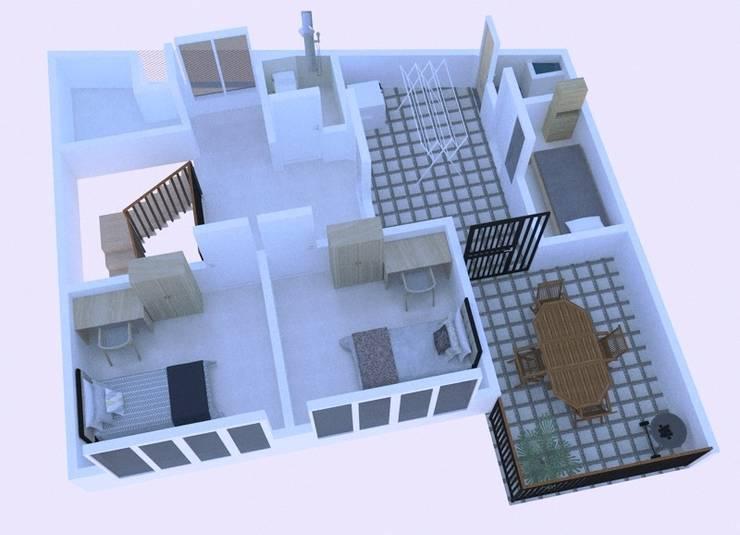 Lantai 3:   by [e] design