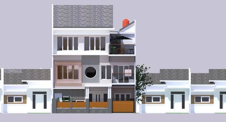 Tampak depan:   by [e] design