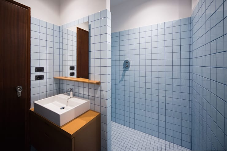 Bathroom تنفيذ PADIGLIONE B