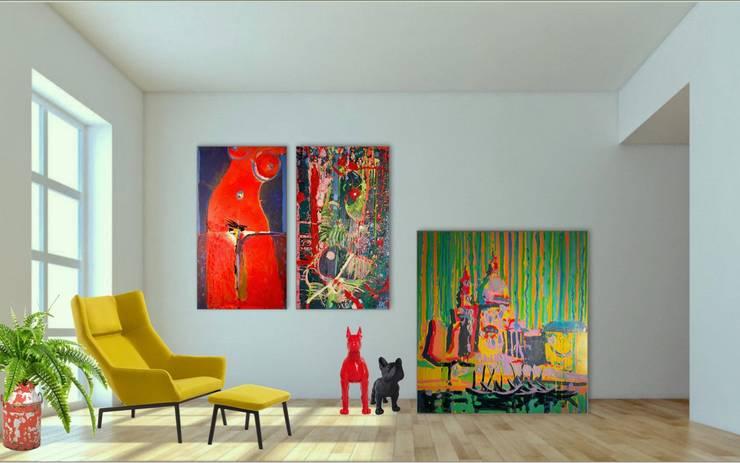 Galerie: modern  von NK-Line ,Modern