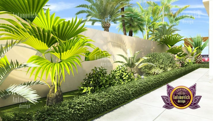 Best Landscape Design for Modern Homes:   by Luxury Antonovich Design