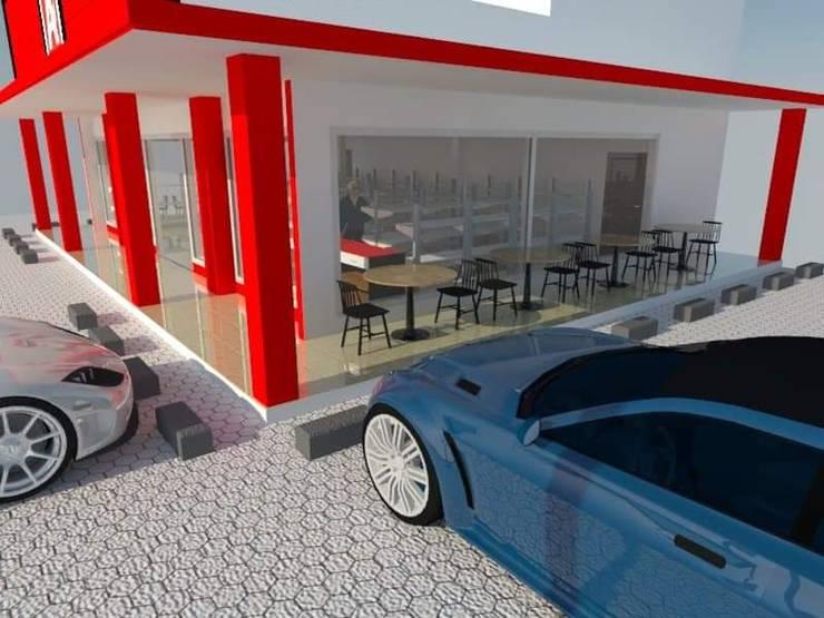 Halaman Parkir 2 :   by Angga Design Architecture