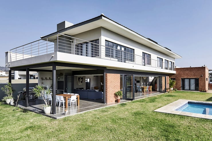 House BP:  Houses by KA.Architecture+Design