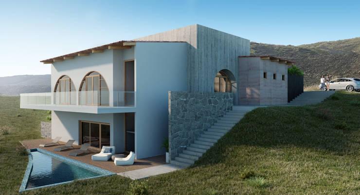 من HAC Arquitectura حداثي