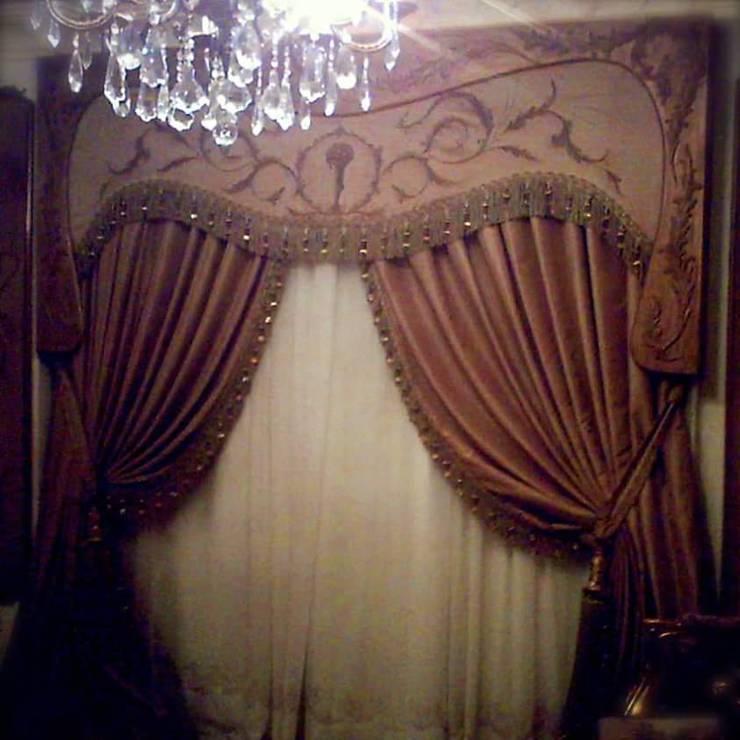 Balcones y terrazas clásicos de روزادا مصرية Clásico