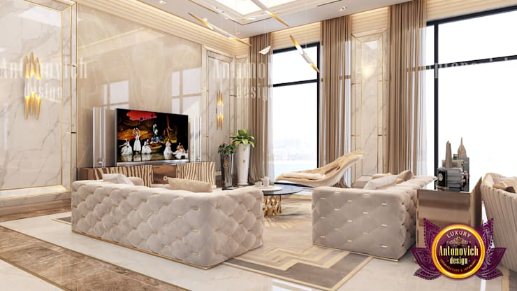 """A Living Room of Luxury: {:asian=>""""asian"""", :classic=>""""classic"""", :colonial=>""""colonial"""", :country=>""""country"""", :eclectic=>""""eclectic"""", :industrial=>""""industrial"""", :mediterranean=>""""mediterranean"""", :minimalist=>""""minimalist"""", :modern=>""""modern"""", :rustic=>""""rustic"""", :scandinavian=>""""scandinavian"""", :tropical=>""""tropical""""}  by Luxury Antonovich Design,"""