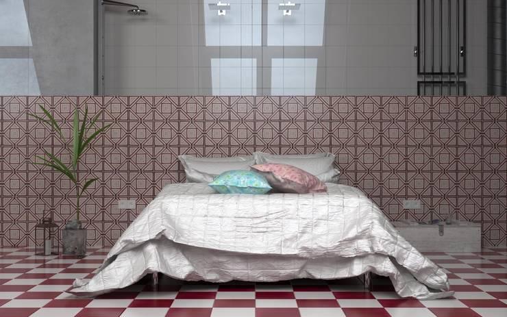 Ambiente Camera da letto von CERAMICHE MUSA | homify