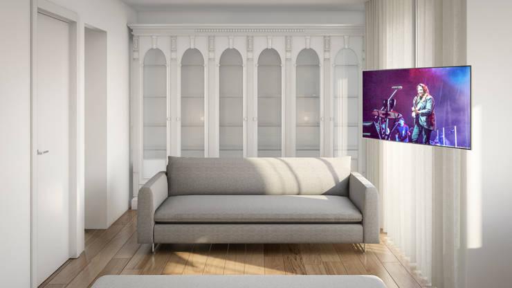 Vestidores y placares de estilo clásico de Alma Braguesa Furniture Clásico Madera Acabado en madera