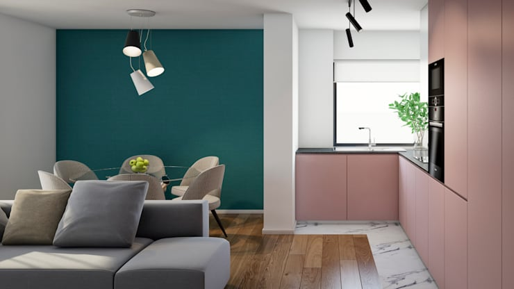 de Alma Braguesa Furniture Moderno Cerámico