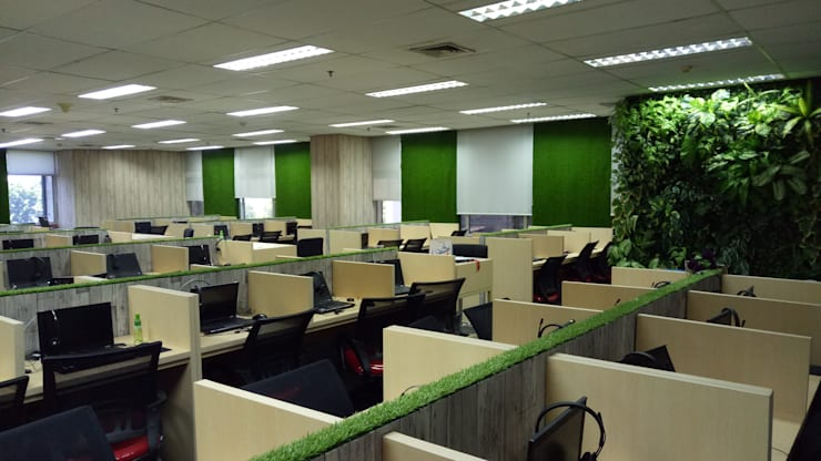 Radikari Office :  Gedung perkantoran by WARS ( W Architect Studio )