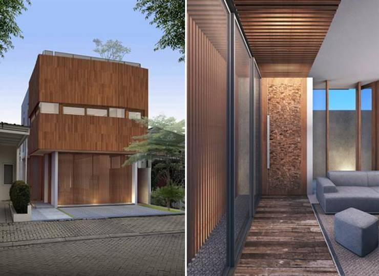 Oak House (Desain) :   by KHK Construction