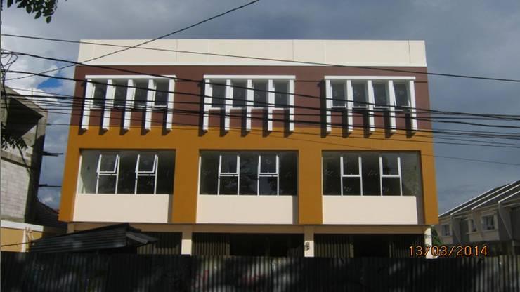 Ruko Remopa Tampak Depan :   by KHK Construction