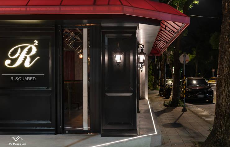 R-SUARED BAR:  酒吧&夜店 by 維斯空間創研有限公司
