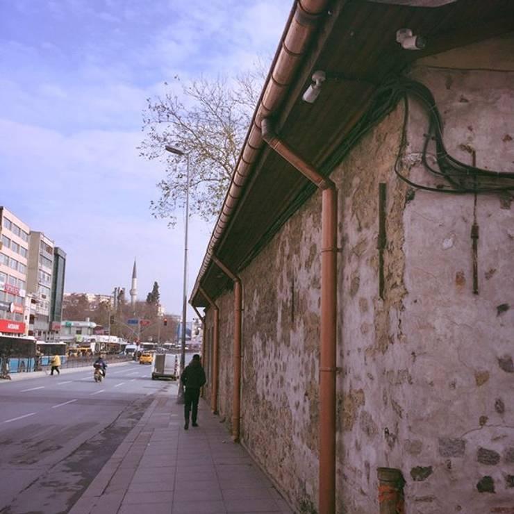 Roof by Butik Çatı & Proje Danışmanlık, Classic Copper/Bronze/Brass