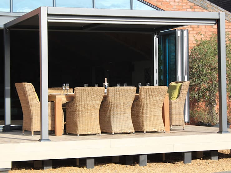 Jardins  por Garden Furniture Centre