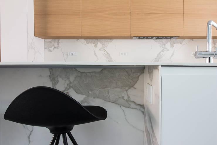 oleh DonateCaballero Arquitectos, Skandinavia