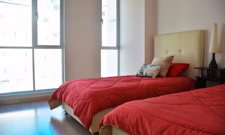 Modern nursery/kids room by Servicios Inmobiliarios e Hipotecarios Orsil Modern