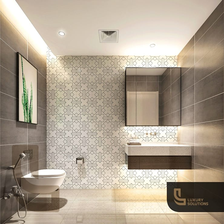 Bathroom by Luxury Solutions