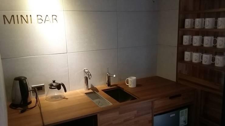 minibr:  飯店 by XY DESIGN - XY 設計