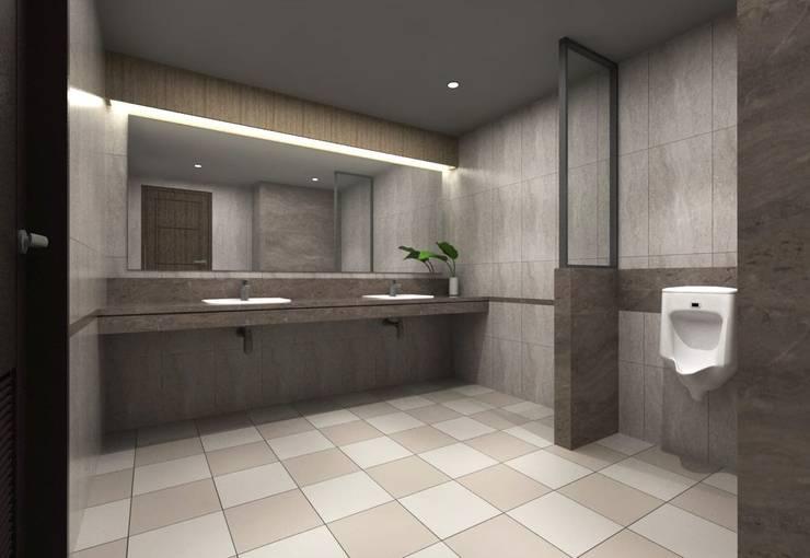 Lobby Guest House Bandung:  Bathroom by Maxx Details