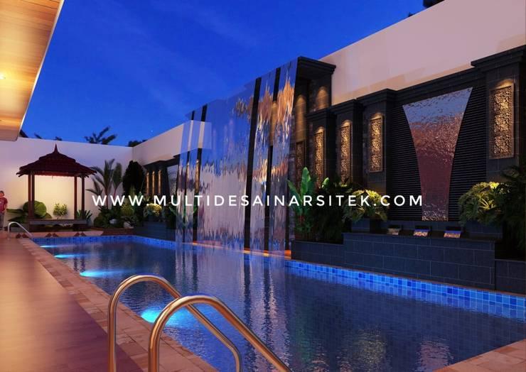 Kolam Renang :  Hotels by arsitekmultidesain