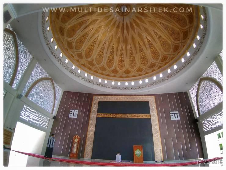 Masjid :  Pusat Eksibisi by arsitekmultidesain