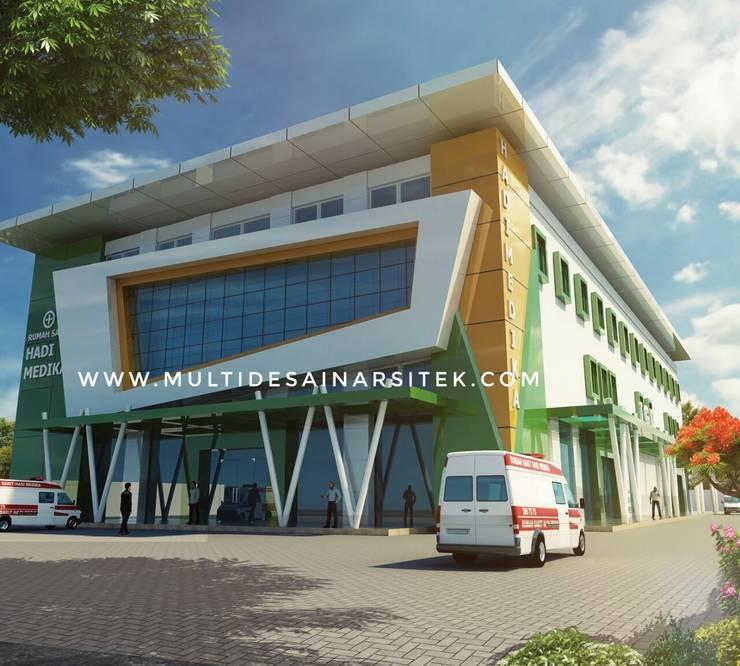 Rumah sakit :   by arsitekmultidesain