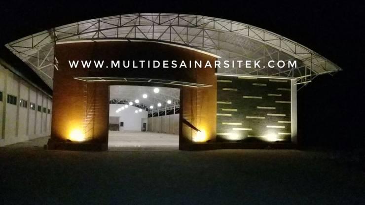 Desain Gudang :   by arsitekmultidesain