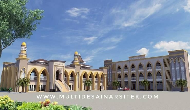 Desain Masjid dan Pesantren :   by arsitekmultidesain