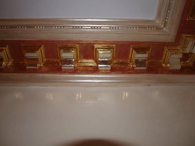 classic  by Básico Veneciano,Arte Decorativo, Classic Silver/Gold