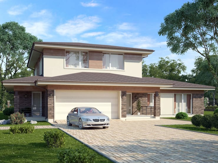 Houses by Vesco Construction, Country