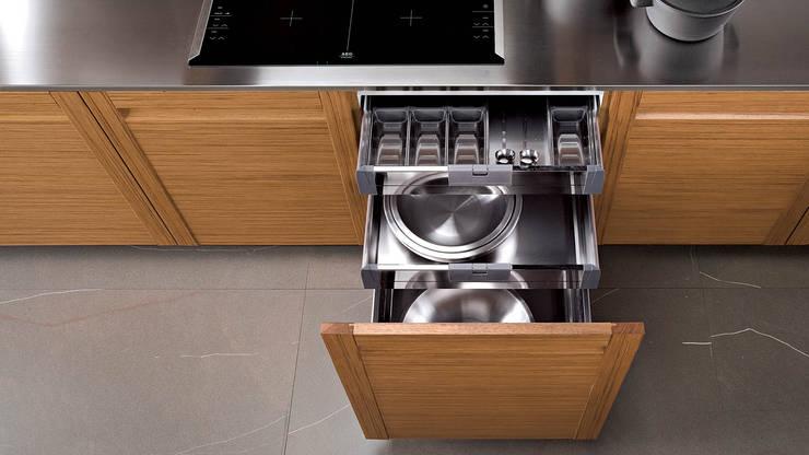 Accesorios de Cocina: Muebles de cocinas de estilo  por Corporación Siprisma S.A.C