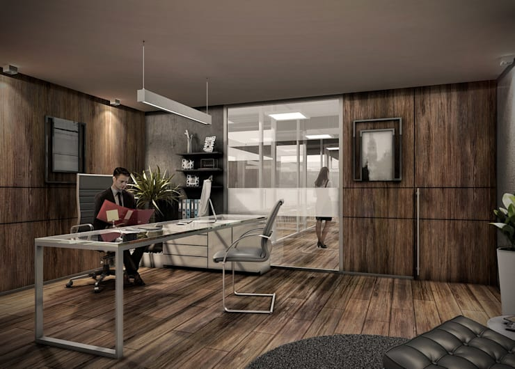 par BCA Arch and Interiors Moderne