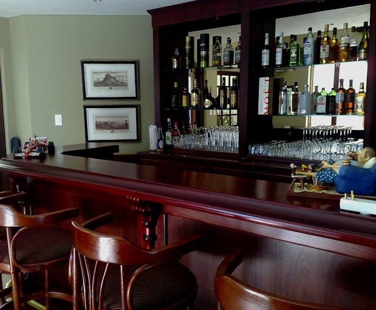 Custom Made Bars—Signature Kitchens :   by Signature Kitchens