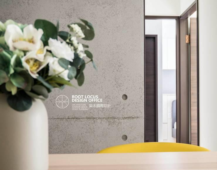 築本國際設計有限公司が手掛けたダイニング, 北欧